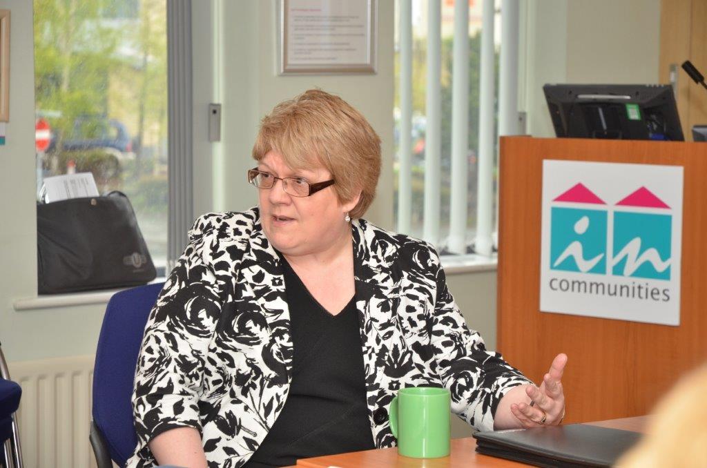 Sheila Warren